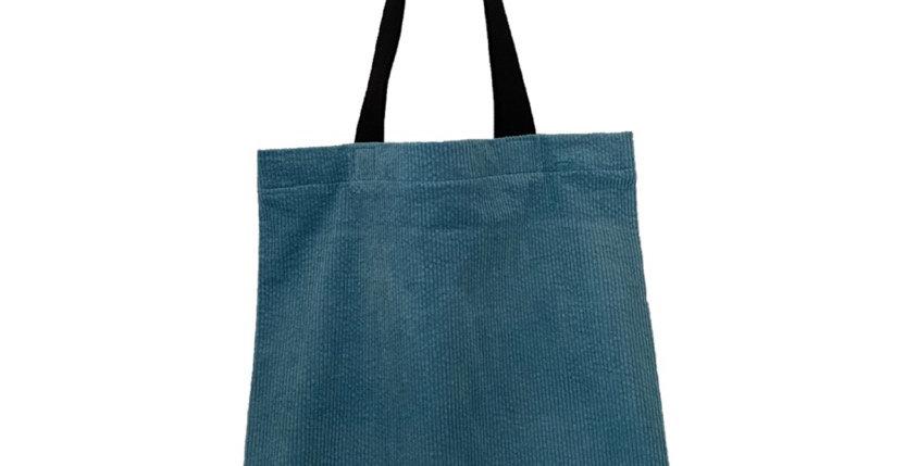E | M bag 1.0 CORD BLUE