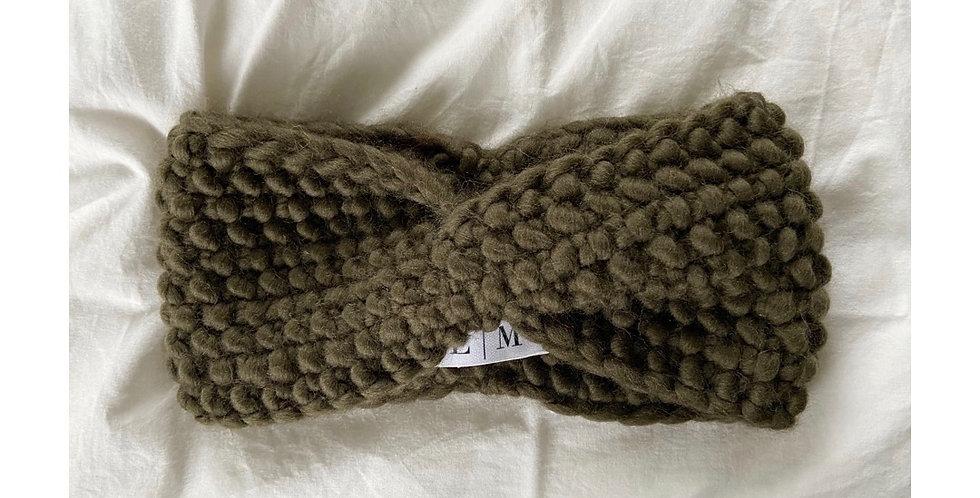 E | M headband 1.0 OLIVE