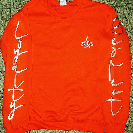 Loyalty/Respect Small Jet Crewneck Sweater