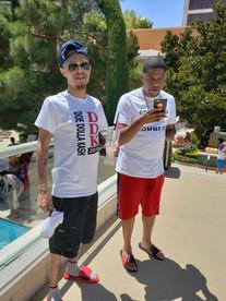 Pre Dolla & Mark Jacob in Las Vegas