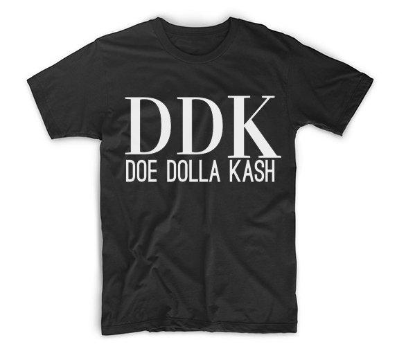 D.D.K. Doe Dolla Kash T-Shirt