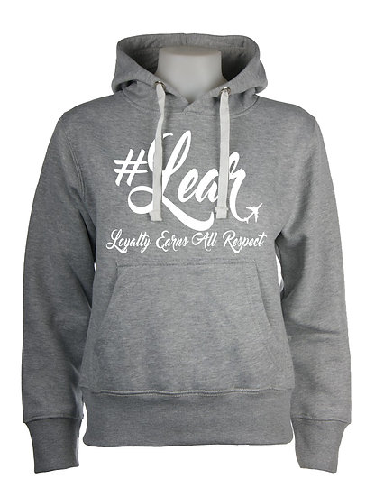 """""""L.E.A.R. (Loyalty Earns All Respect)"""" Hoodie"""