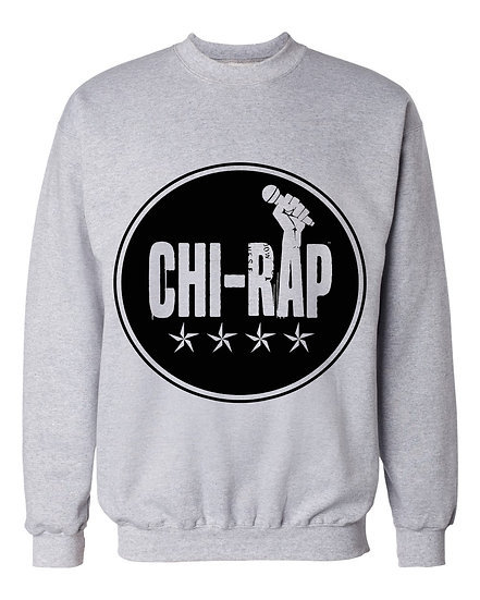 """Chi-Rap"" Crew Neck Sweatshirt"