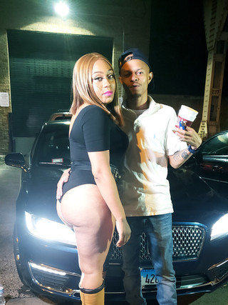 Pre Dolla Behind the Scenes Video Shoot