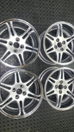 """15"""" Toyota blades with the dish polished"""