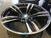 "19"" BMW M4 wheels - gloss black tinted"