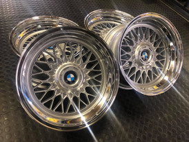 """16""""BMW BBS 540 with a polished dish"""