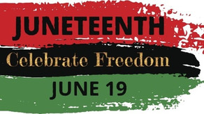 Marking a step towards freedom and justice for all.