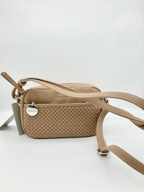 Tamaris Taupe Small Cross Body Bag