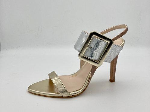 Lodi Metallic Sandals. L002