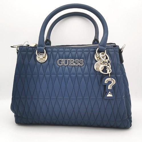 Guess Navy Handbag. VG787106