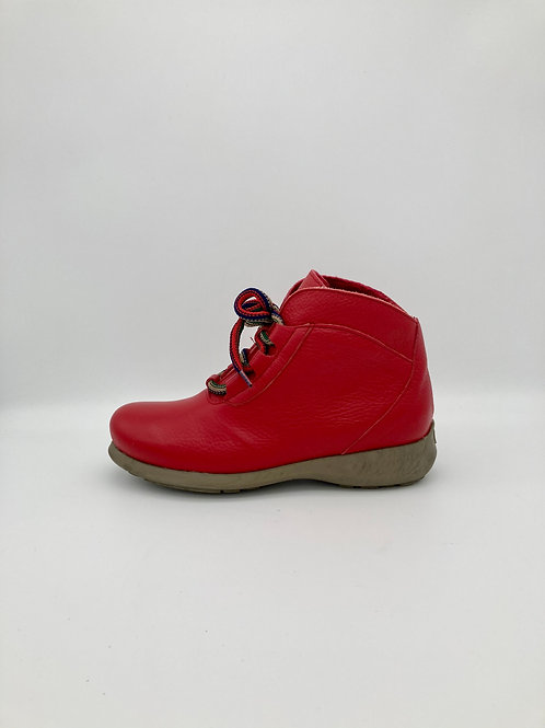 "Jose Saenz ""Rural"" Boot in Red. R003"