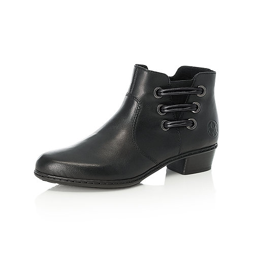 Reiker Low Heel Boot. R40