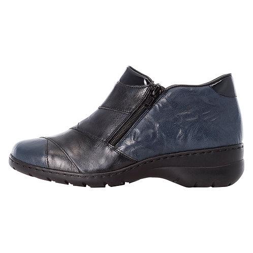 Rieker Navy Boots. R015