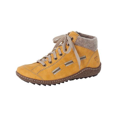 Rieker Mustard Boots. R007