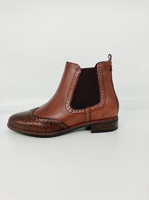 Tamaris Tan Boot. T016