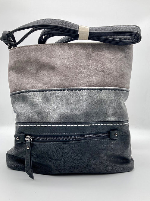 Rieker Cross Body with outside zip