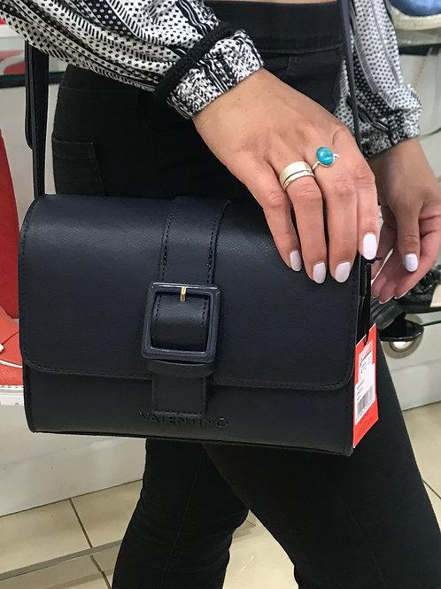 Valentino Navy Shoulder/Cross Body Bag