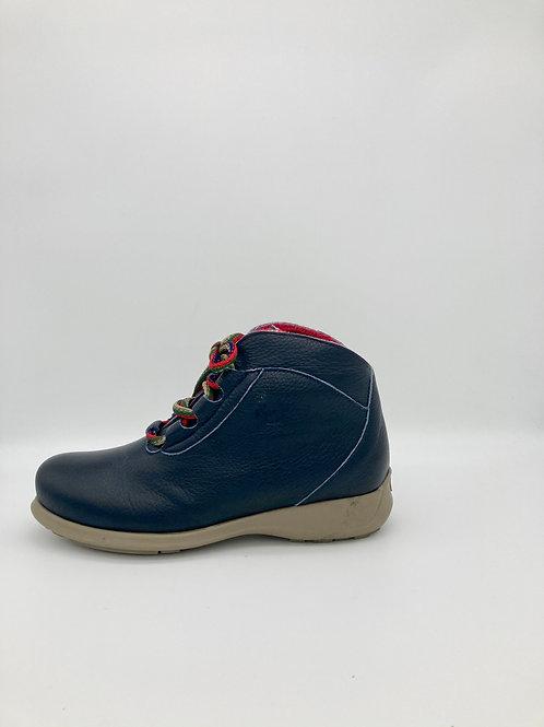"Jose Saenz ""Rural"" Boot in Navy. R002"