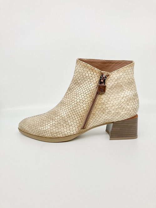 Hispanitas Cream Boot. H004