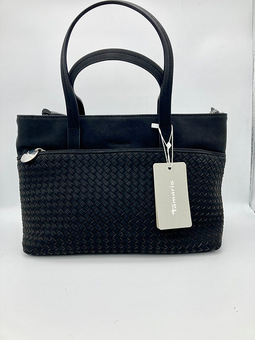 Tamaris Black Handbag