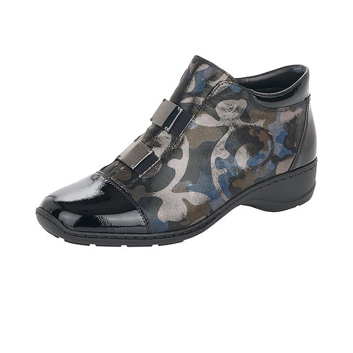 Rieker camouflage boot. R39