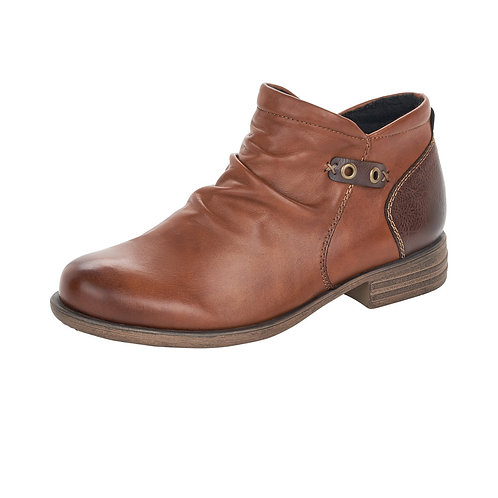 Remonte Tan Soft Boot. R005