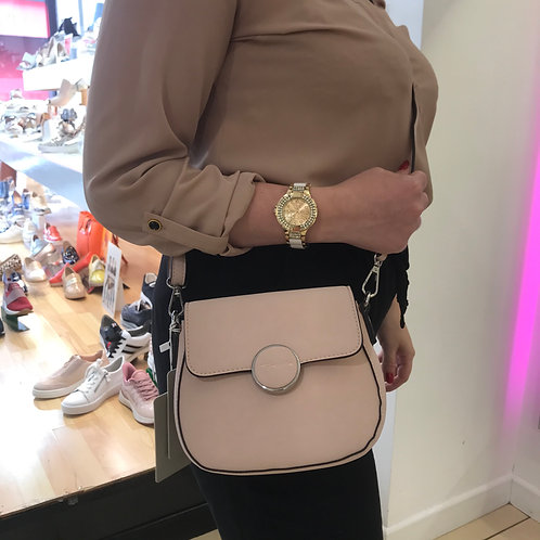 Tamaris Soft Pink Cross Body Bag