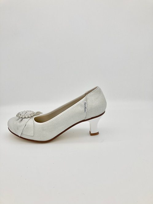 Marco Moreo Soft Silver Grey Court. M014D