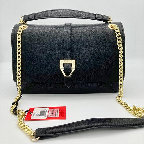 Valentino Black Shoulder Bag.