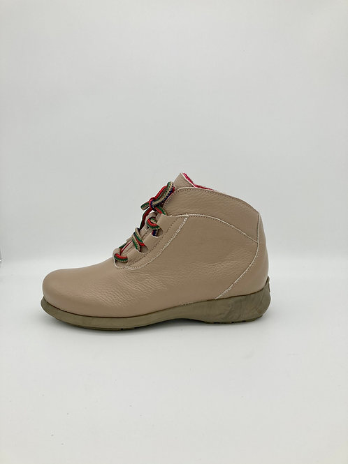 """Jose Saenz """"Rural"""" Boot in Taupe. R007"""