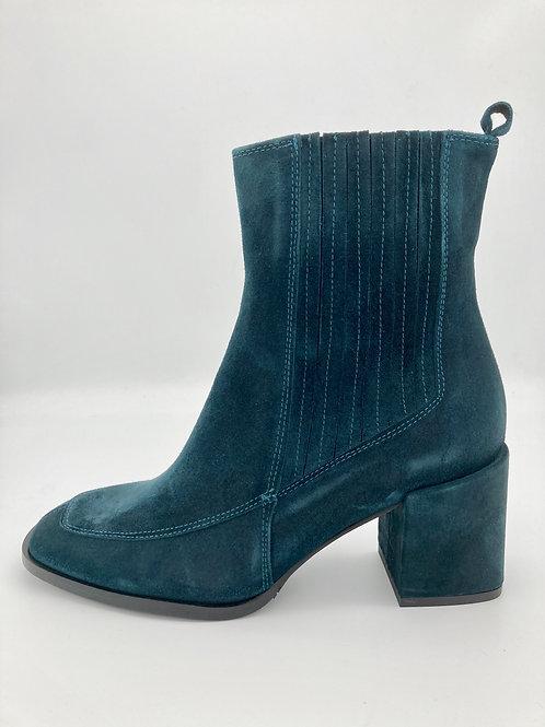 Marian Petrol Blue Boot. M008