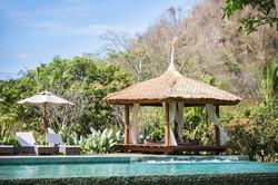 Pool And Bali Pavilion