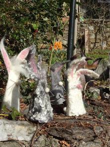 Hasen-Eier-Bären