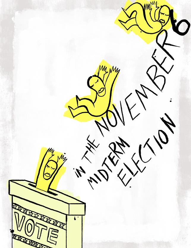 Midterm Vote Poster 2