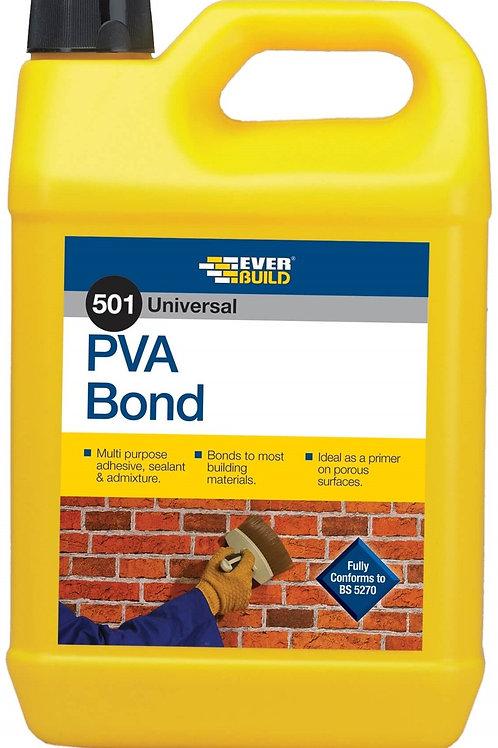 501 PVA Bond - 2.5 litres