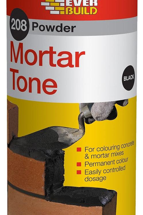 208 Powder Mortar Tone Black - 1kg