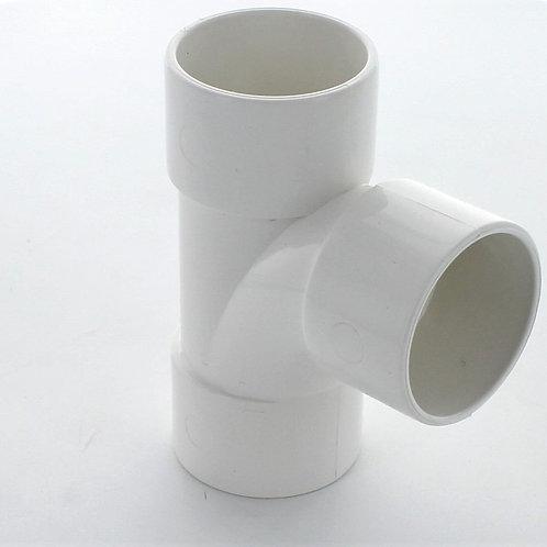 WW084 Hunter Waste 32mm 92.5 Degree Tee White