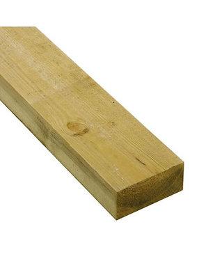 Rail Treated Timber 38mm x 88mm x 3600mm