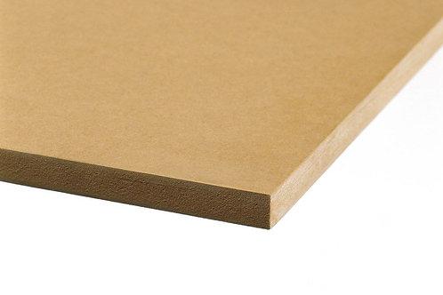 Caberwood Pro MDF Sheet 2440mm x 1220mm - Choose thickness