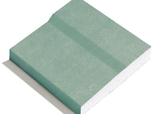 GTEC Plasterboard Moisture Shield Tapered Edge - 2400mm x 1200mm x 12.5mm
