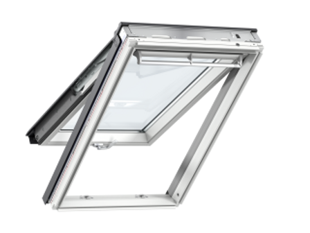 Velux Top Hung Roof Window GPL MK08 2070 78cm x 140cm - White Painted