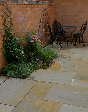 Essential Sandstone Willow Paving Project Pack