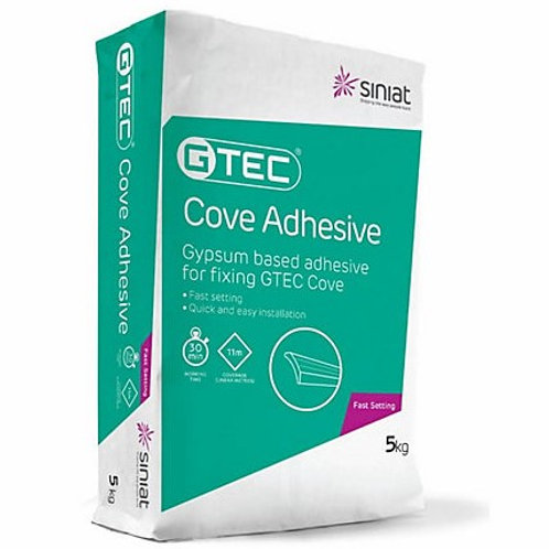 GTEC Cove Adhesive - 5kg
