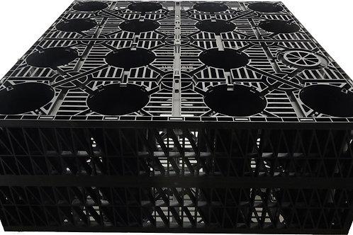 Soakaway Crate 1000 x 1000 x 400mm 380L Capacity