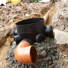 Underground Drainage Pipe & Fittings