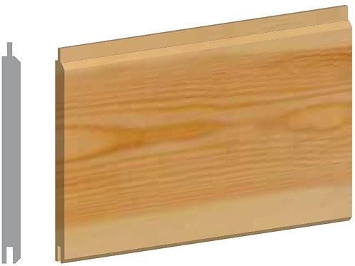 Pine 1 Side Matching PTGV Cladding Timber 16mm x 100mm