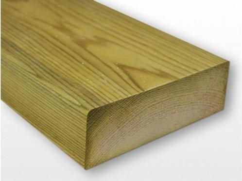 Easi Edge 47mm x 125mm Treated Timber - Choose length