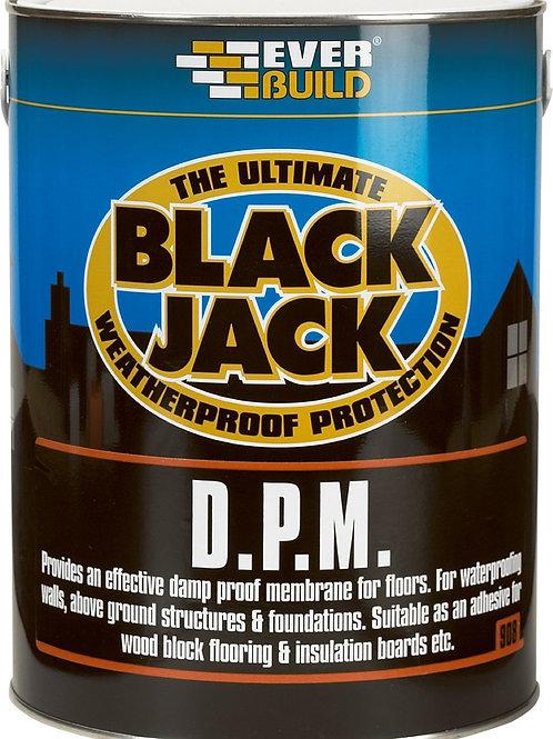 908 Black Jack DPM Black - 5 litres