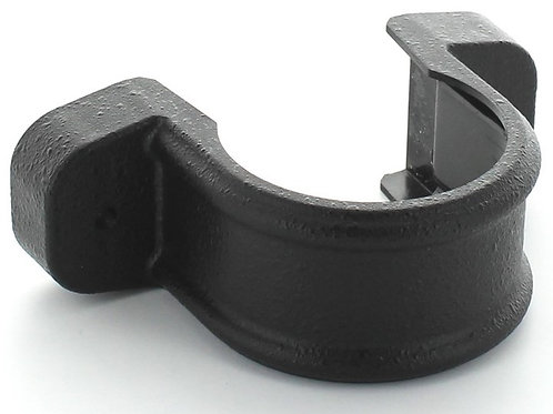 CBR043 Hunter Foundry Finish 68mm Guttering Eared Pipe Bracket